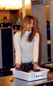 Alessandra Ambrosio sweater