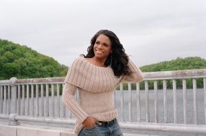 Audra McDonald sweater