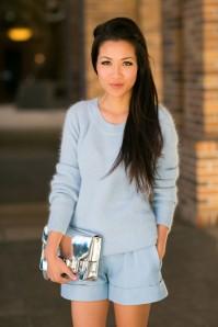 Asian sweatergirls