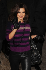 cheryl cole - striped jumper (6)