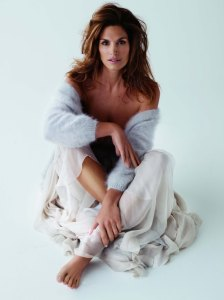 Cindy Crawford sweater