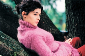 Audrey Tautou mohair pull