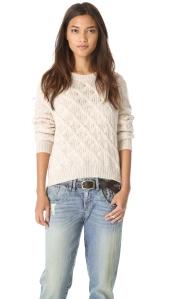 asian sweater girl