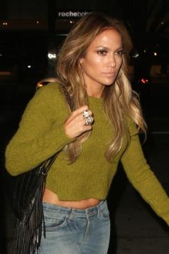 Celebrities in Sweaters