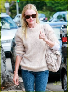 Kate Bosworth mohair sweater