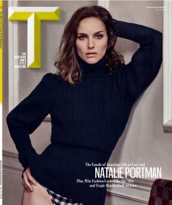 natalie portman sweater -t-mag
