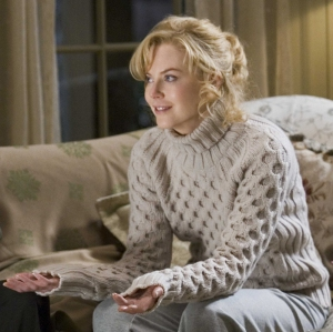 Nicole Kidman turtleneck sweater