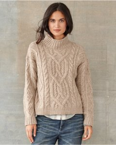 oatmeal cable knit (1)