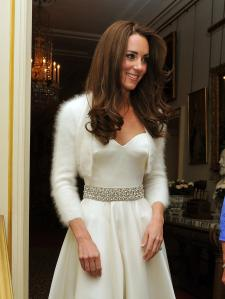 Kate Middleton angora sweater