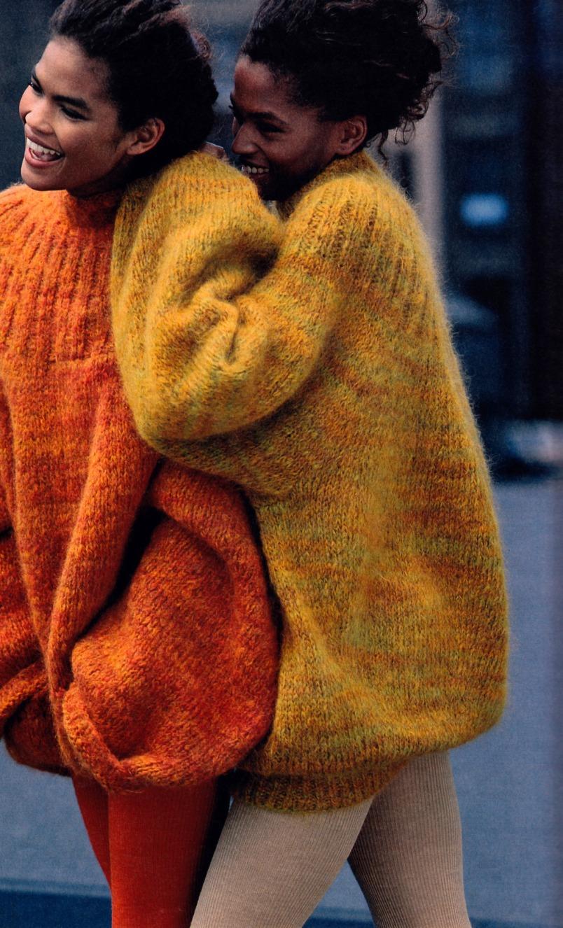 sweater fetish