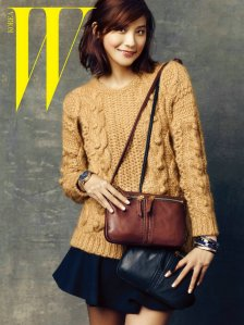 Yoo In Young - W Magazine November Issue 2013 (2)